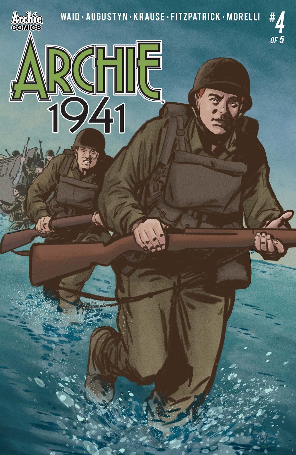 Archie 1941 #4: CVR A Krause