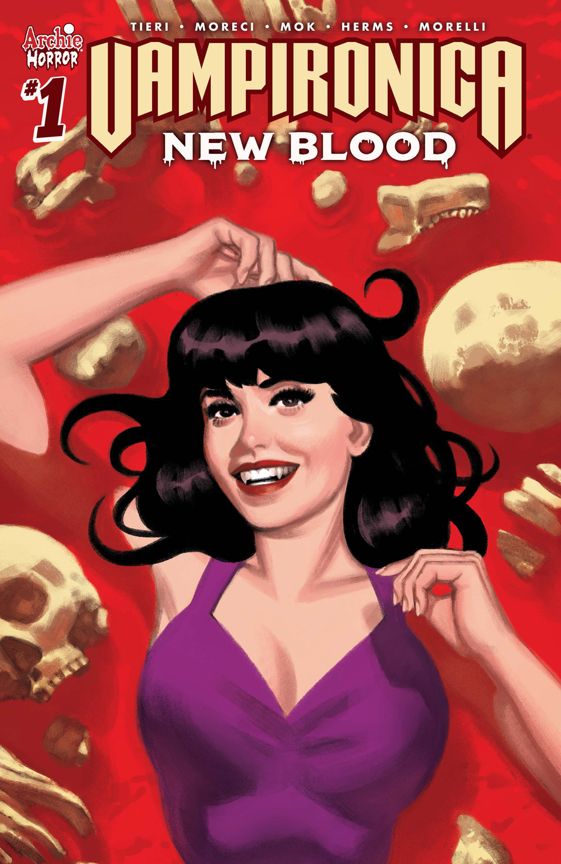 VAMPIRONICA: NEW BLOOD #1: CVR D Smallwood