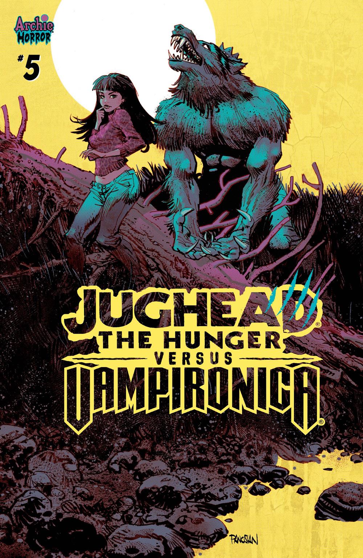 JUGHEAD: THE HUNGER VS. VAMPIRONICA #5: CVR C Panosian