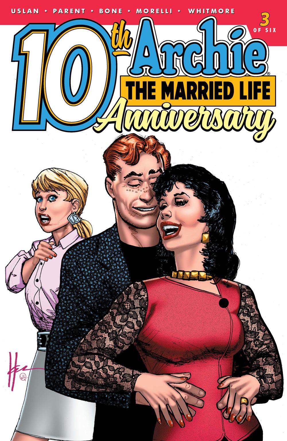 ARCHIE THE MARRIED LIFE: 10th ANNIVERSARY #1: CVR B Chaykin