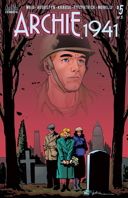 Archie 1941 #5: CVR A Krause