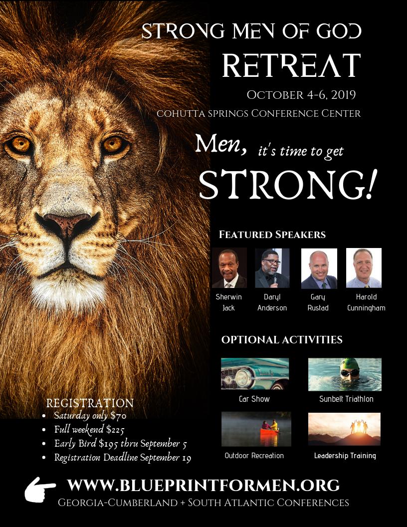Men's Ministry Retreat
