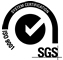 SGS ISO 9001 certified