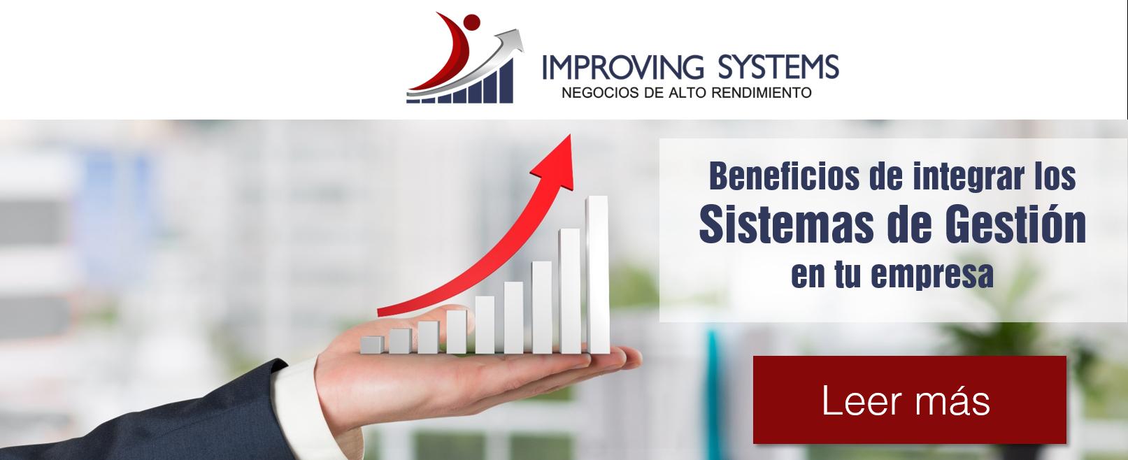 Beneficios de integrar los sistemas de gestión en tu empresa