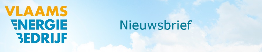 header nieuwsbrief Vlaamse EnergieBedrijf
