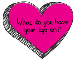 What do you have your on eye?