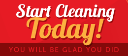 Start Cleaning Today!