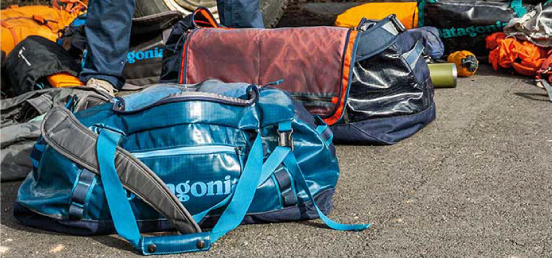 New Patagonia Recycled Black Hole Bags for 2019