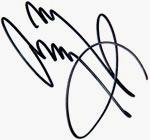 Jimmy Page signature