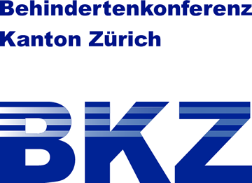 Logo Behindertenkonferenz Kanton Zürich