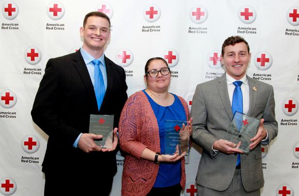 Red Cross honors SVA