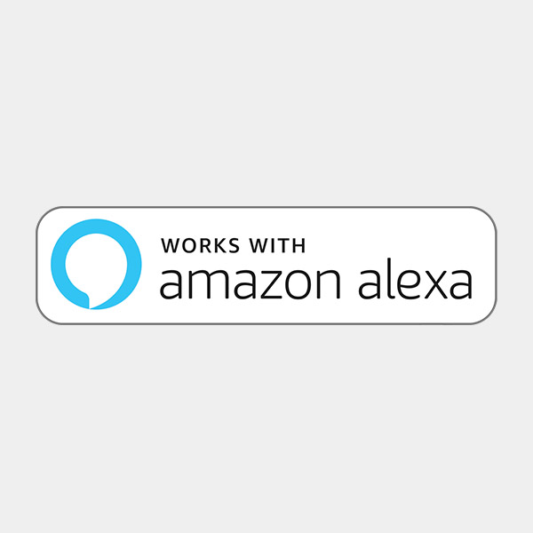 Works with Alexa certificate