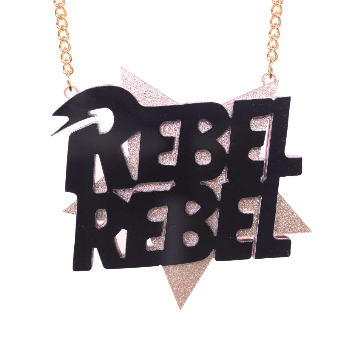Rebel Rebel Necklace - Extreme Largeness Wholesale