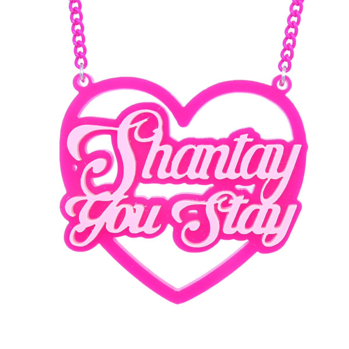 Shantay You Stay Necklace - Extreme Largeness Wholesale