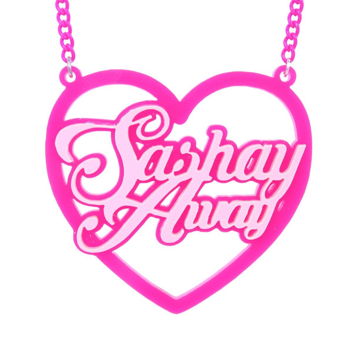 Sashay Away Necklace - Extreme Largeness Wholesale