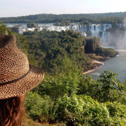 Iguacu Foz in Brazil. Photo by Michael Pace.