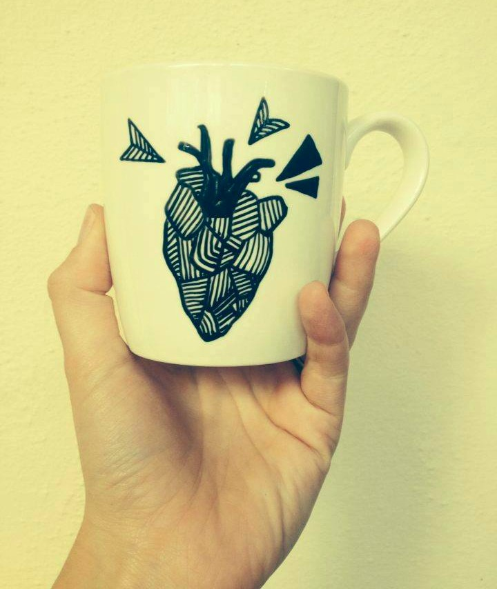 MAKK - hand illustrated ceramics