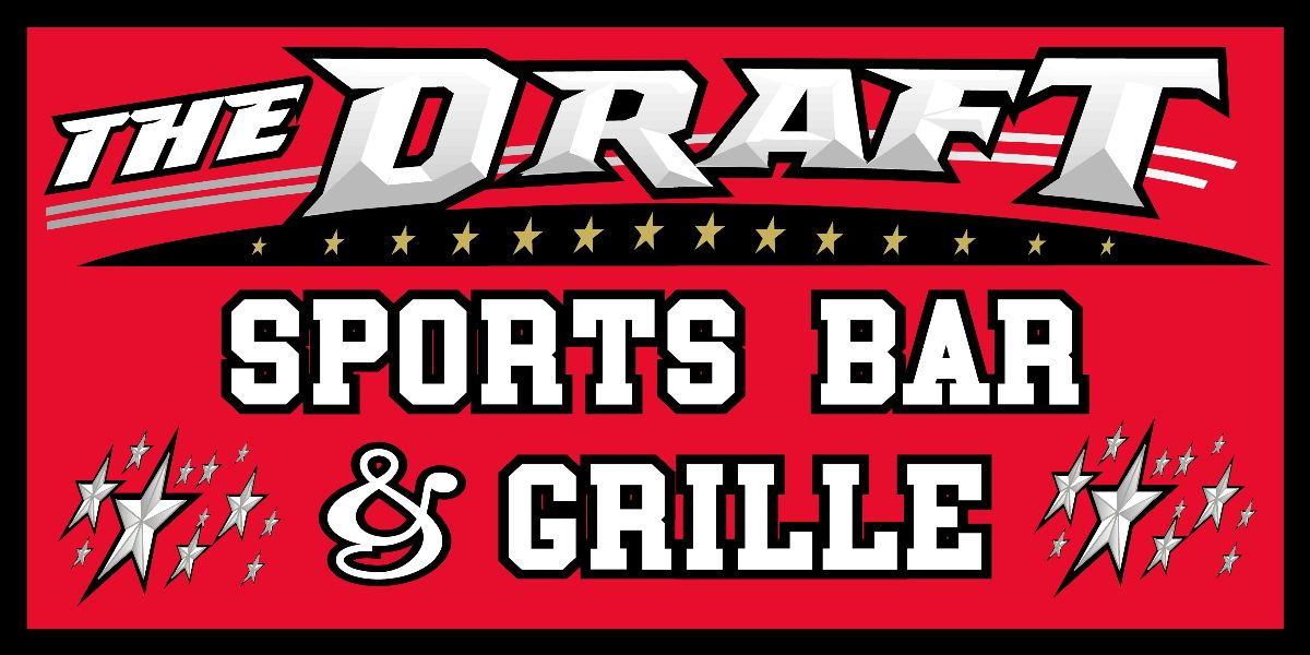 Partner with The Draft Sports Bar & Grille