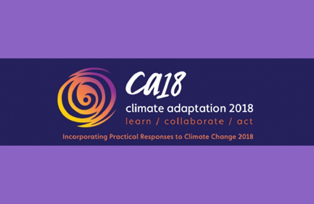 Climate Adaptation Conference 2018