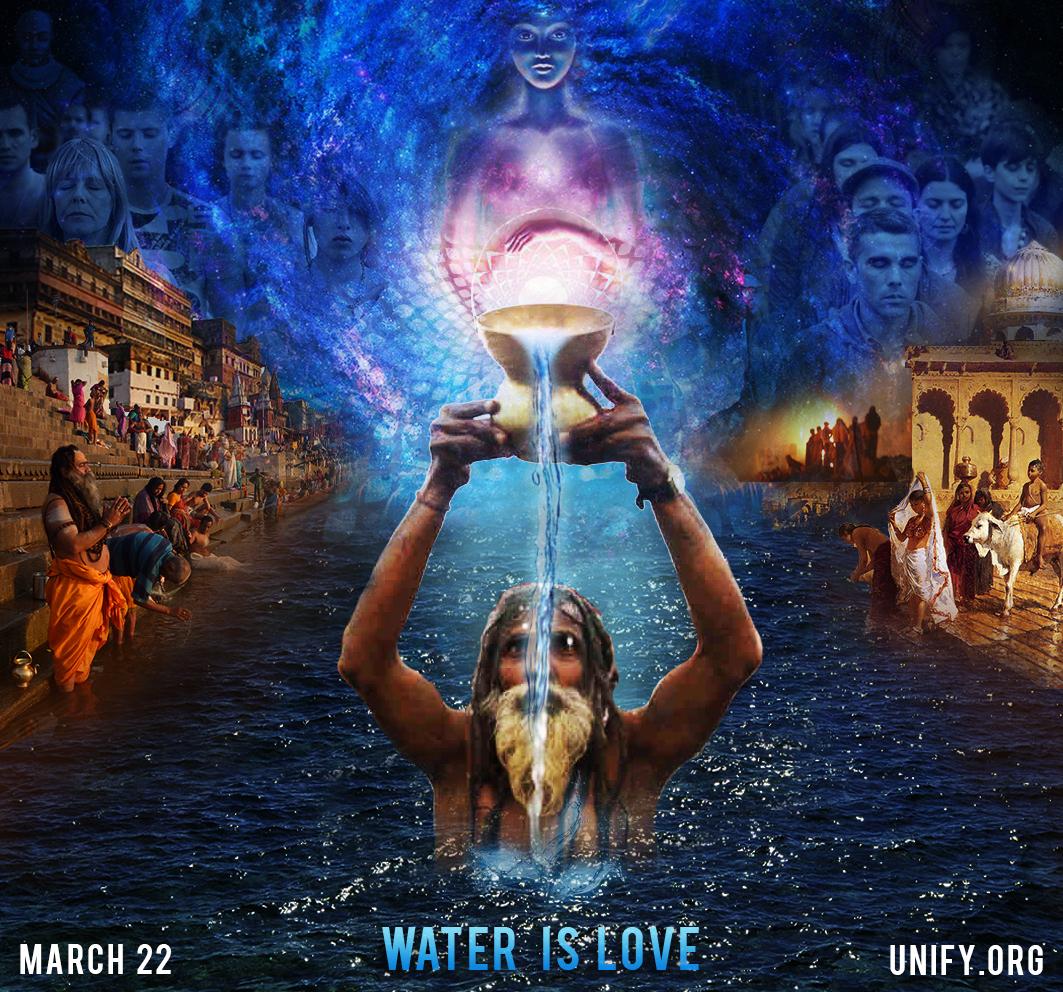 UNIFY Water Challenge  Mama_ganga