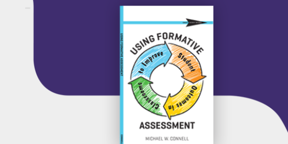 Using Formative Assessment book cover