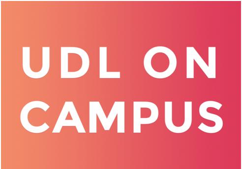 UDL On Campus Logo