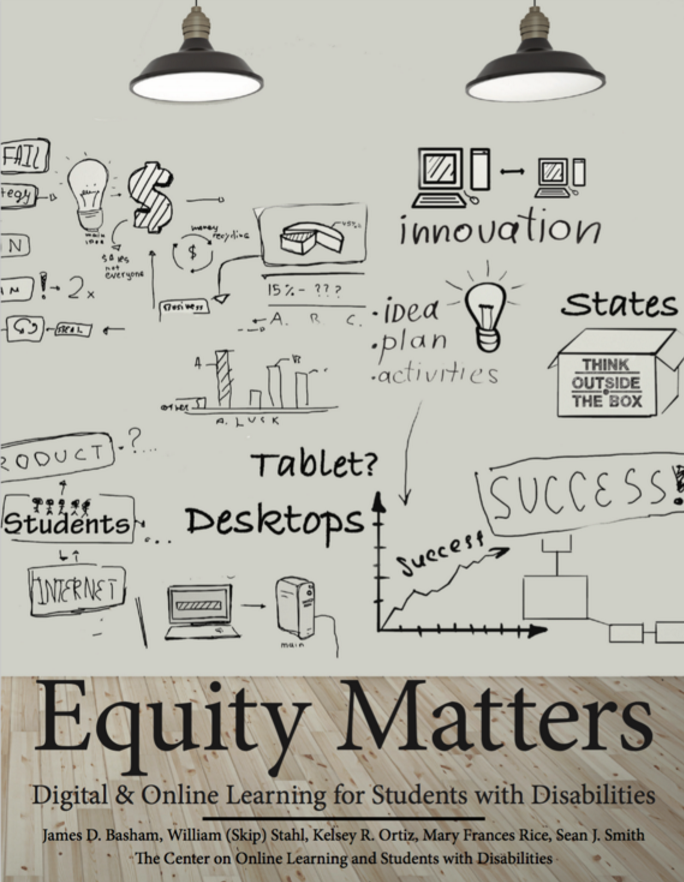 Equity Matters Book Cover
