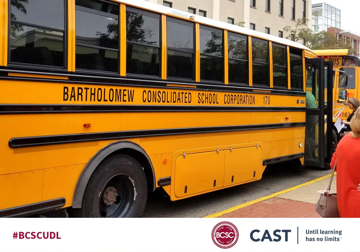 BCSC school bus