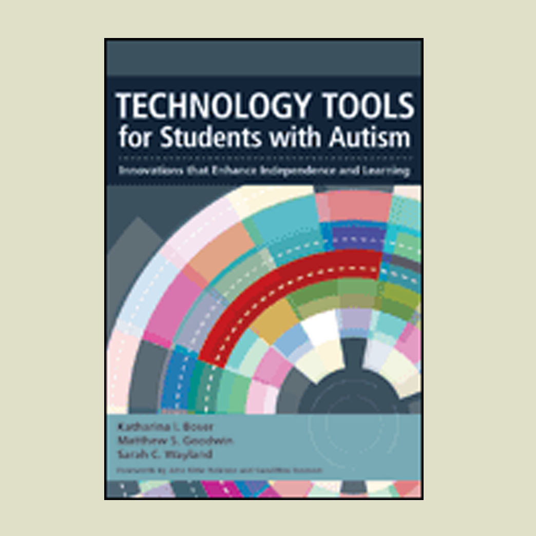 Image of front cover of Technology Tools for Students with Autism book