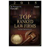 2015 Top Ranked Law Firms