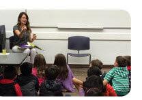 educational storytelling program
