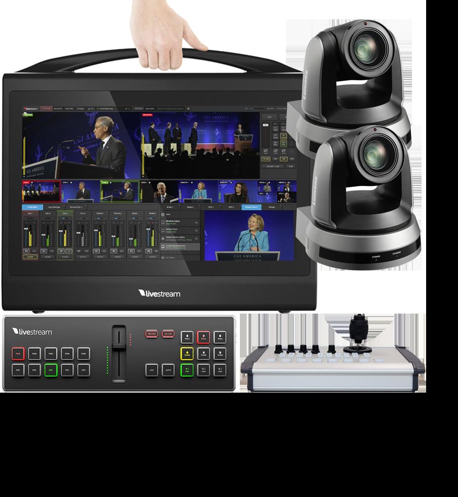 Livestream Studio HD550 Production Bundle