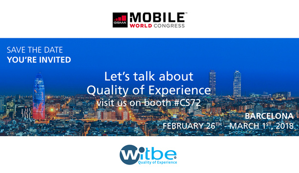 Witbe at MWC