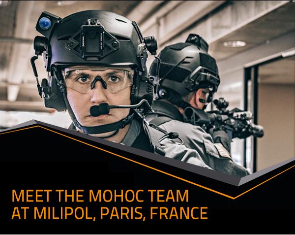 Meet MOHOC at Milipol
