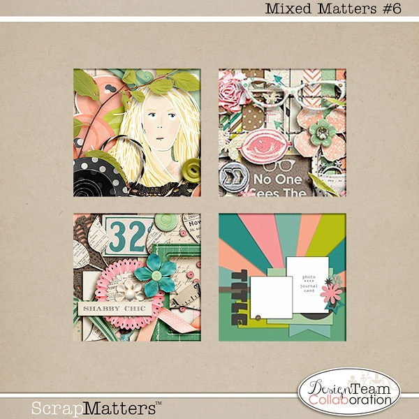 Mixed Matters - July