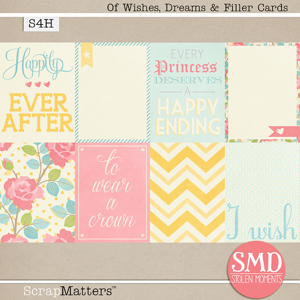 Of Wishes, Dreams & Filler Cards