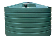 500 gallon Water Storage Tank