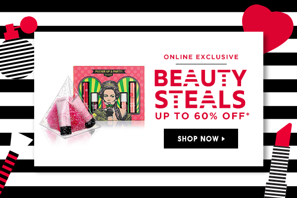 Save up to 60% off sale items + free shipping for orders over A$55 at Sephora.