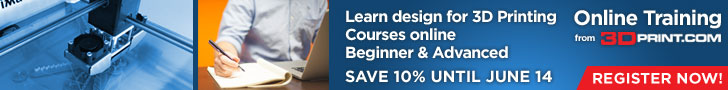 3DPrint.com Online Training, signup today!