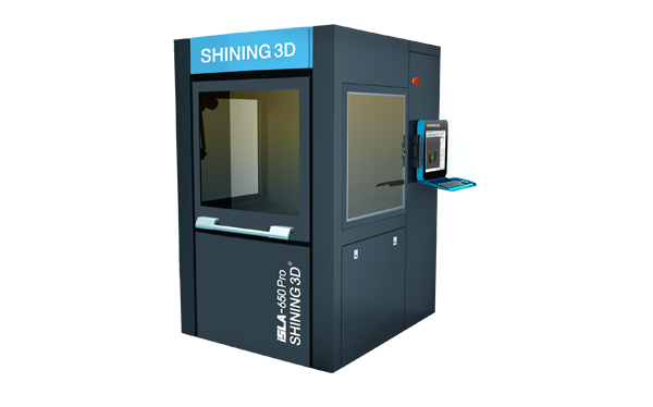 iSLA Series Stereolithography 3D Printer