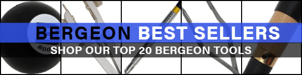 BEST SELLERS FROM BERGEON
