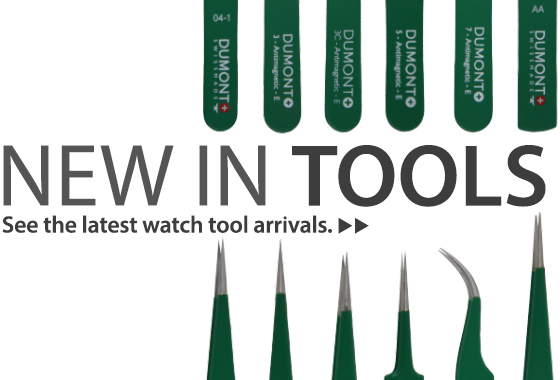 New In Watchmakers Tools   Instead of prying away on valuable watch bezels, consider an easier approach. This nifty tool allows you to smoothly pop off bezels without risk of damaging the watch.