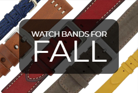Watch Bands For Fall