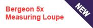Bergeon 5x Measuring Loupe