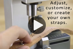 Watch How To Adjust, Customize or Create Your Own Straps