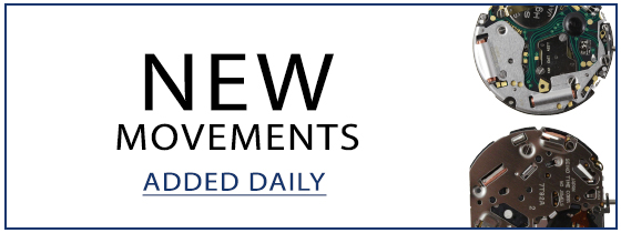New Movements Added Daily