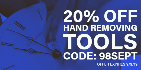 TAKE 20% OFF HAND REMOVING TOOLS, CODE INSIDE!.
