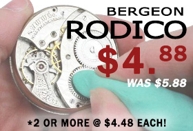 - Bergeon Rodico On Sale For a Limited Time!