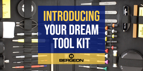 Introducing Your Dream Tool Kit