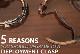5 reasons you should upgrade to a deployment clasp